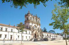 Monastery of Alcobaça, Leiria District, Portugal | Mosteiro de Alcobaça - Picture of Monastery of Alcobaca, Alcobaca ...