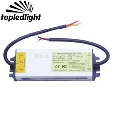 DC 12V 5A 60W AC100-240V Switching Power Supply Converter IP67 Waterproof LED Driver Outdoor Usage Portable Lighting Accessories