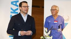 Crown Princess Victoria gave birth to a son. Crown Princess Victoria and Prince Daniel welcomed their 2nd child today at 20:28 on March 2, 2016 at Karolinska hospital in Stockholm. Weight: 3655 gram, Length: 52 cm. Both mother and child are in good health. Prince Daniel was present at the hospital throughout the birth. Prince Daniel also met with media at the hospital and told around 30 journalists and photographers about the great news and their happiness.