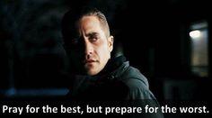 - Prisoners (2013)  Jake Gyllenhaal Hugh Jackman