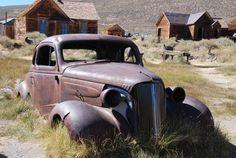 coche abandonado - Buscar con Google