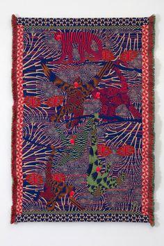 Kustaa Saksi – Psychedelic Tapestries