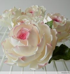 Garden roses...by Petalsweet.