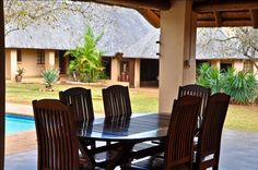 Royal Kruger Lodge in Marloth Park Marloth Park, Game Reserve, Hotel Reservations, Outdoor Furniture Sets, Outdoor Decor, Bike Trails, Golf Courses, Places To Visit, Luxury Hotels