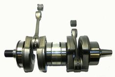 Yamaha 18P-11400-00-00 Crankshaft Assembly; New # 18P-11400-02-00 Made by Yamaha