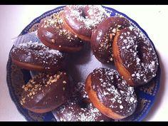 Beignets au nutella بينيي بالنوتيلا لذيييذ الطريقة في ...