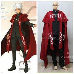 Fate Grand Order Shirou Kotomine Cosplay costume FGO Amakusa Shirou Tokisada Custom Made #Affiliate