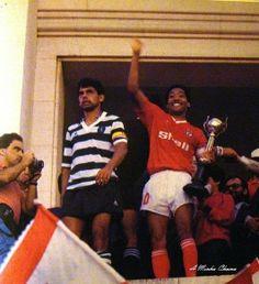 A Minha Chama: Museu: A Taça Deste Portugal