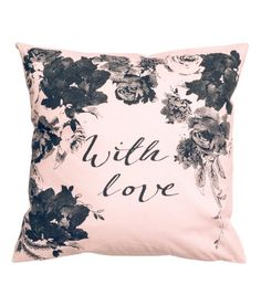 Cotton Cushion Cover | Product Detail | H&M
