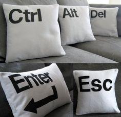 Geeks Need Pillows Too
