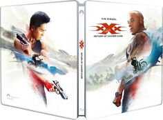 xXx: Return of Xander Cage 4K Blu-ray Exclusive SteelBook by Paramount Pictures