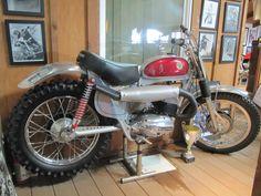 1964 Bultaco 200cc Matador