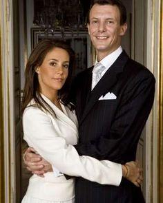 Prince Joachim and Princess Marie (Denmark). #danishroyalty #royalty #royals