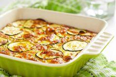Recette gratin de courgettes ww . un délicieux plat au four pour votre repas principal. une recette Weight Watchers, facile et pour toute la famille.
