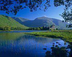 Reisfotografie: 10 foto's die je meteen naar Schotland doen willen vertrekken. Loch Awe - Kilchurn Castle