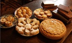 The changing face of the Christmas pie from 1615 to 1861