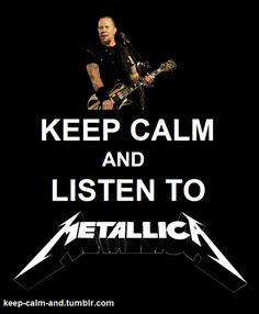 My son learned how to play all my favorite Metallica songs on his guitar:-) He loves his mama:-)