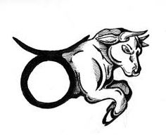 Image result for taurus tattoo