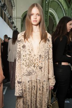 Chloé Fall 2015 Ready-to-Wear - Beauty - Gallery - Style.com