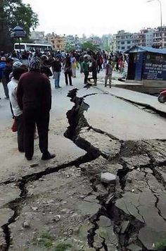 THINKING OF NEPAL! More Than 1,000 People Killed In Major Earthquake In Nepal - Updates on link - http://www.buzzfeed.com/felipearaujo/nepal-shaken-up-by-major-earthquake#.rayZ3oNg