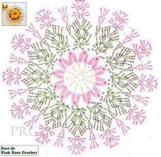 free butterfly croched hot pad pattern - Google-søk
