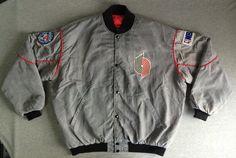 RIP CITY STARTER Jacket Blazers 80's Vintage/ by sweetVTGtshirt