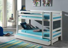 Vipack Furniture Hochbett Pino mit Bettschublade, weiß Jetzt bestellen unter: https://moebel.ladendirekt.de/kinderzimmer/betten/hochbetten/?uid=6e9753f7-0fcb-5b09-bdce-fdd8e183053e&utm_source=pinterest&utm_medium=pin&utm_campaign=boards #kinderzimmer #kleinkindmöbel #hochbetten #betten