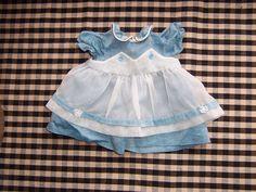 Vintage Doll Dress   $12