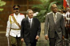 El presidente de Haití comienza una visita oficial a Cuba destinada a estrechar los lazos con la isla: