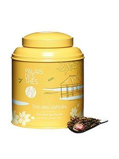 Palais des Thés Signature Flavored Teas Thé Des Vahinés