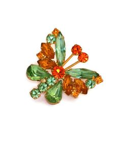 Juliana Butterfly Brooch Pin RARE by TheRoamingEclectic on Etsy, $50.00