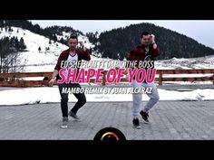 Ed Sheeran - Shape of You | Mambo Remix | Zumba Fitness Choreo by Ionut - YouTube