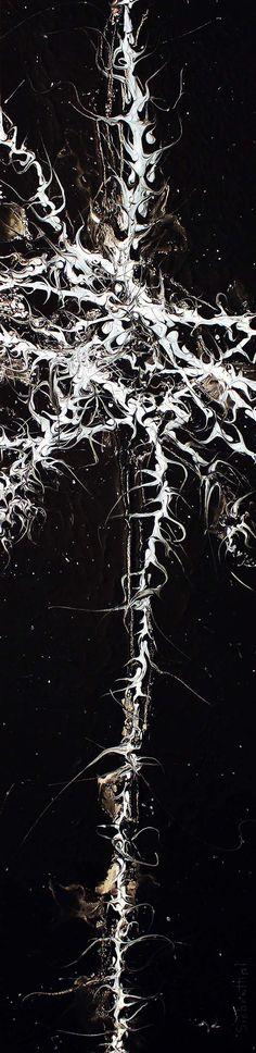 Emotion 2213 - Fluid Acrylic Art - Abstract Art - Modern Art by Eric Siebenthal - Acrylicmind.com Instagram - @MixingPigment. https://www.instagram.com/mixingpigment/