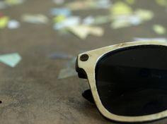 LIMITED EDITION Wooden Wayfarer Sunglasses by tumbleweedshandcraft, $75.00