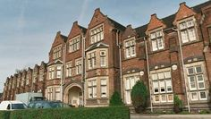 Workhouse Buildings, which formed part of the City General Hospital Stoke City, Stoke On Trent, Coal Mining, General Hospital, Newcastle, The Past, England, Pottery, Mansions
