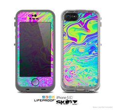 iPhone 5c LifeProof Case, I wanna jump into a pool with my phone! And drop it as much as I want