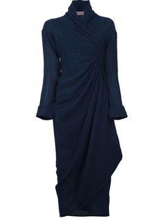 Romeo Gigli - we adore his fabric draping. Genius!