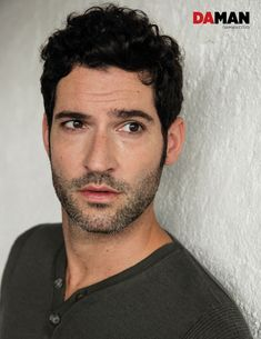 Tom Ellis explains his portrayal of the Devil in 'Lucifer'. Mitchell Nguyen Mccormack