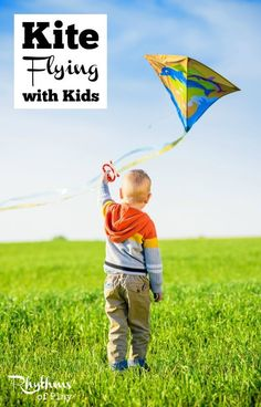 Kite flying with kids is a fun outdoor activity with many benefits and opportunities to learn. It's the perfect activity for homeshoolers and families. Click through to learn how to safely fly a kite with kids.