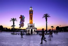 İzmir Turkey, I lived here for a bit, I loved it, would love to go back to visit