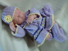 x Crochet Baby Clothes, Baby Born, Fingerless Gloves, Arm Warmers, Baby Dolls, Doll Clothes, Knitting Patterns, Knit Crochet, Preemies