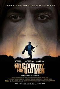 Onde os Fracos não tem Vez (No Country for Old Man) - Irmãos Coen
