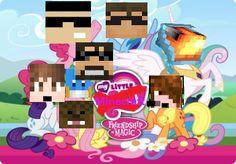 Youtubers/minecraft on Pinterest | Youtubers, Minecraft ...