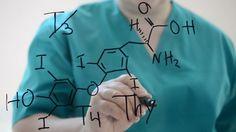 Chemical formula of Thyroxine. T4.   #thyroid #deficiency #hormone #abstract #atom #background #bio #biochemistry #biology #chemical #chemistry #drug #education #formula #gland #health #healthy #illustration #iodine #isolated #metabolism #model #molecular #molecule #nutrition #organic #physiological #physiology #regulator #research #science #scientific #stimulator #structural #structure #study #thyroxin #treatment #triiodothyronine #T4 #glass #marker