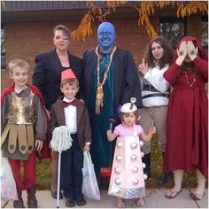 The Doctor Who Family | 18 Families That Prove The Family That Cosplays Together, Stays Together (Pinned for the Dalek costume)