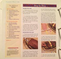 Treasure Chest Cake 2