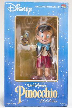Pinocchio Disney Miracle Action Figure DX Medicom Toy JAPAN ANIME