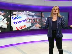 Samantha Bee says white people have some work to do after electing Donald Trump