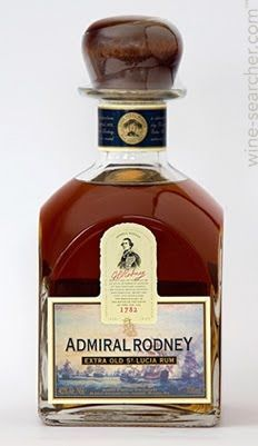 Lucia Distillers Admiral Rodney Extra Old Rum Liquor Drinks, Liquor Bottles, Fun Drinks, Drink Bottles, Perfume Bottles, Tequila, Good Rum, Spirit Drink, Whisky Bar