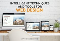 Intelligent techniques and tools for web design - Dreamlogodesign